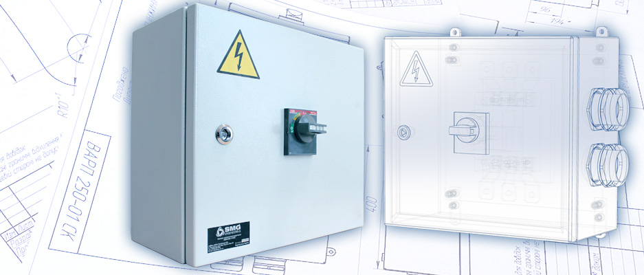 Ore circuit breaker VARP-250